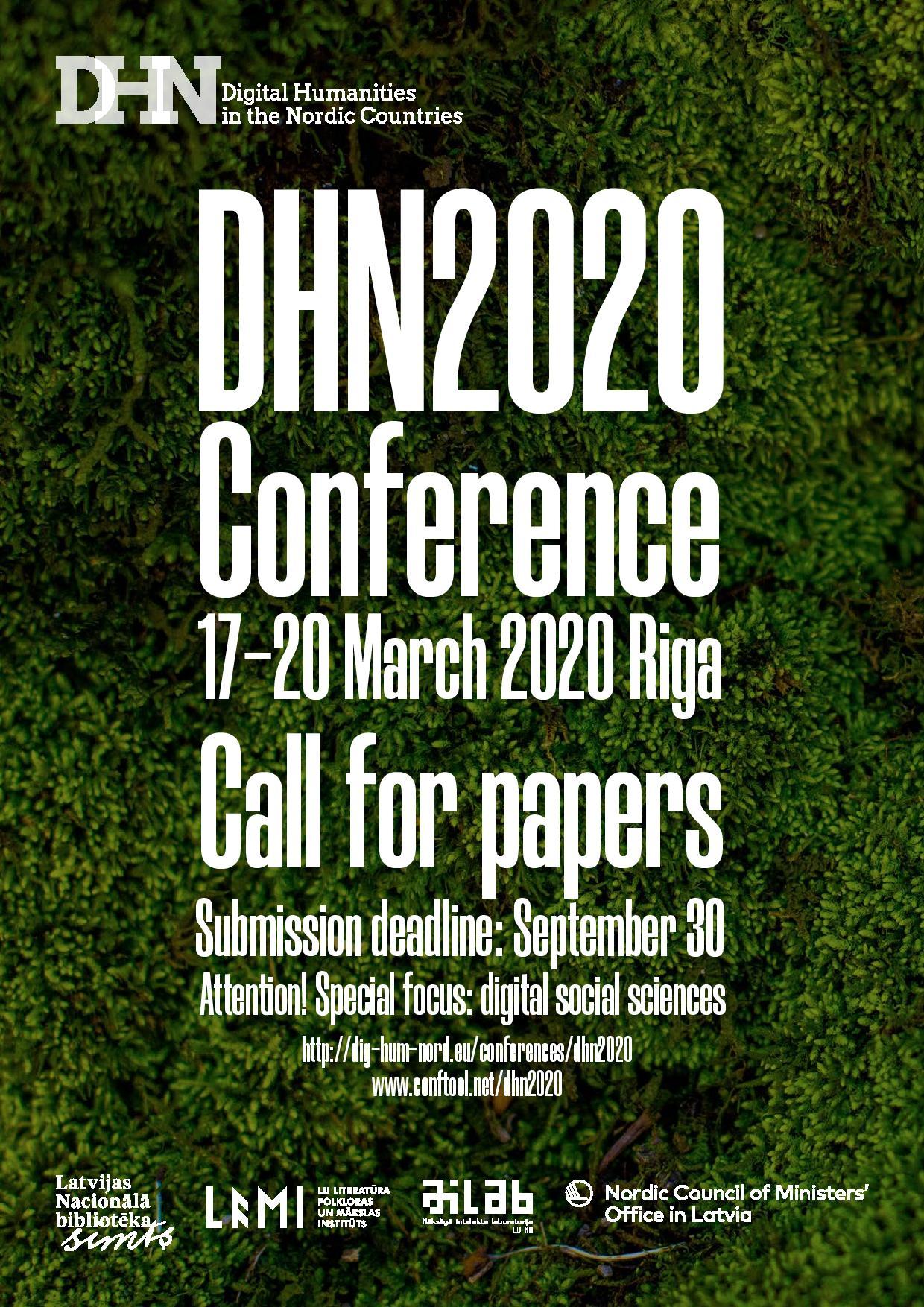 CFP DHN2020